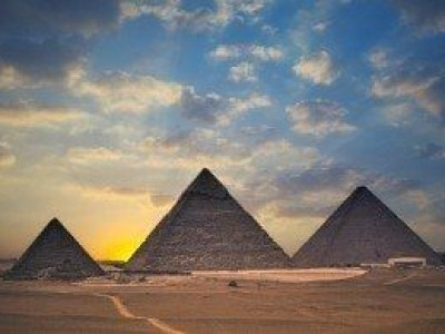 Cairo by plane from Sharm El-sheikh