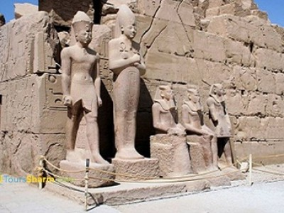 Luxor excursion from dahab