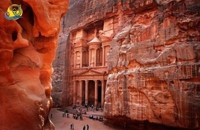 Petra Excursion from Sharm El Sheikh