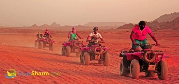 Quad Bikes in Sharm El Sheikh