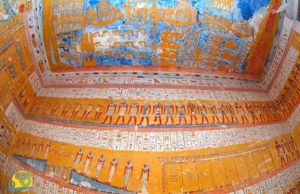 Ramesses IV's Tomb