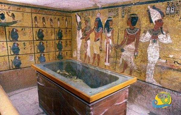 Tutunkhaman's Tomb