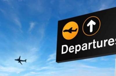 Departure Sharm el-Sheikh