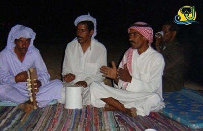 Bedouin Show excursion