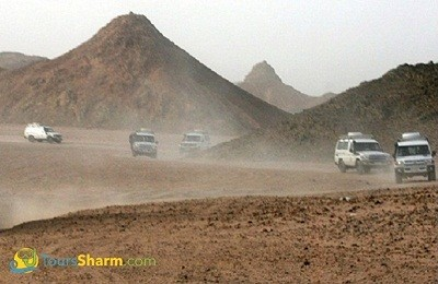 Grand Safari Sharm el-Sheikh excursions