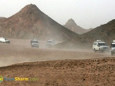 Grand Safari Sharm el-Sheikh excursions