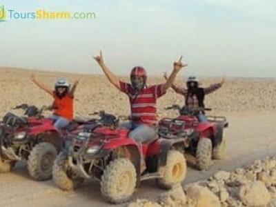 Quad Bikes in Sharm El-Sheikh