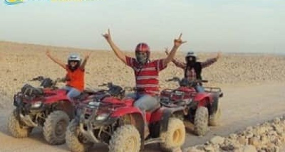 Quad Bikes in Sharm El-Sheikh