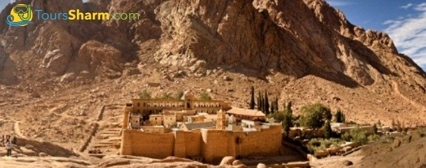 Saint Catherine's Monastery Excursion