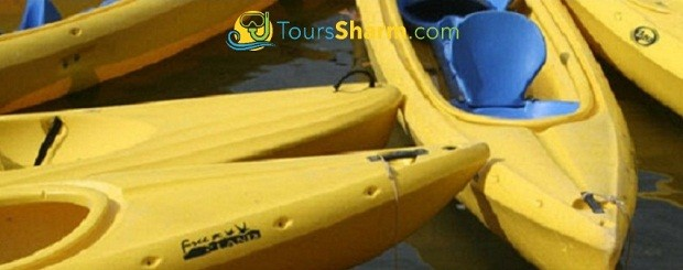 Kayak boat sharm el-sheikh