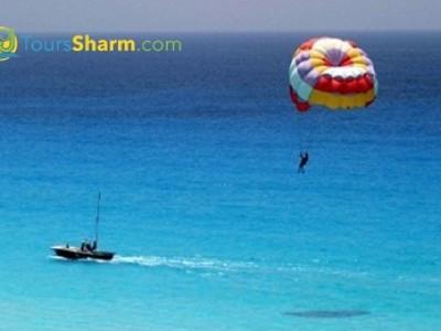 Parasailing sharm el-sheikh