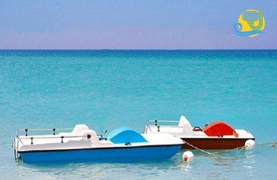 Pedal Boat activity in Sharm El-Sheikh