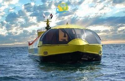 Semi Submarine from Sharm El-Sheikh