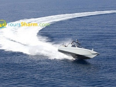 Speed Boat in Sharm El-Sheikh